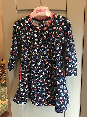 Cath Kidston Baby Girl Dress 6-12 Months Beautiful