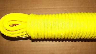 7mm x 44' Prusik Cord, Pack Rope -- NEW
