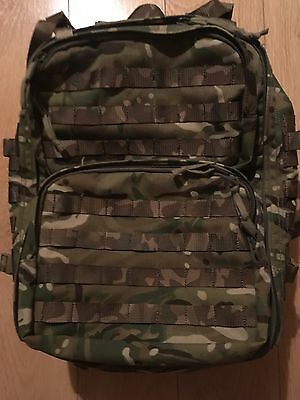 British Army SF Issue MTP DCC Day Sack Bergen New Multicam