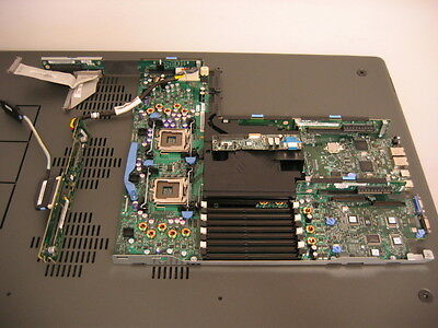 Dell PowerEdge 1950 Server modelo EMU01 Placa Base
