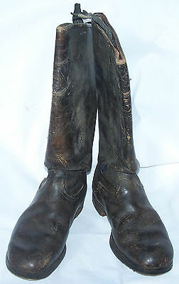 WW1 Original German Army Enlisted Man's Boots