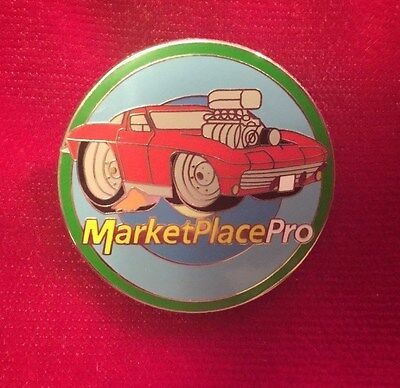 Ebay Live Collectible Pin MARKET PLACE PRO