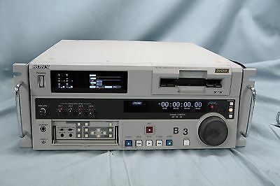 Sony DSR-1800 DVCAM Audio Cassette Deck Tape Recorder #6715