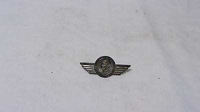 Early Vintage Post Cereal 40% Bran Flakes Captain Frank's Air Hawks Pin
