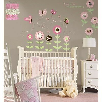 WallPops WP0400 Butterfly Flower Wall Art and Chandlier Bundle Wall Decals. Free