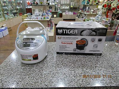 TIGER RICE COOKER 5.5cup 1.0L 4 IN 1 computer control  Made in Japan JAX-S10A