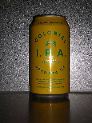 375Ml Colonial Brewing Ipa Beer Can