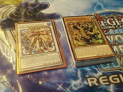 Yu-Gi-Oh! Crystron Deck Core (Mint Condition - 1st Ed) CHEAP PRICE