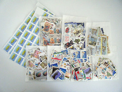 Australian Postage Stamps MUH Mint Unused Face Value $422 Variety Collectors