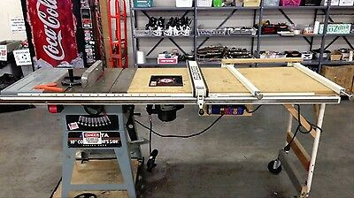 Delta Table Saw Biesemeyer Fence 2000 Series