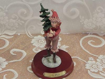 Duncan Royale The Pixie  6 inch History of Santa Claus Figurine