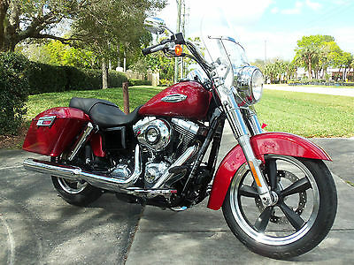 2013 Harley-Davidson Dyna  2013 Harley Davidson Switchback (1,580 miles, IMMACULATE CONDITION!)
