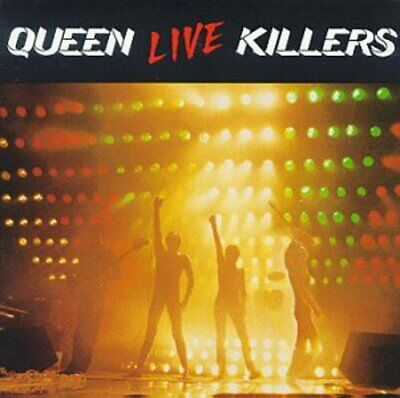 Live Killers - 2 DISC SET - Queen (1991, CD NUEVO)