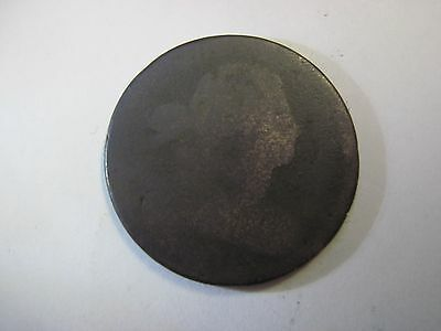 Circulated 1798 Draped Bust Large Cent Ungraded Uncertified Early American