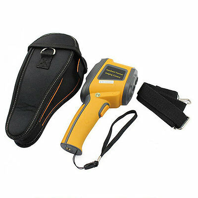 Precision Protable Thermal Imaging Camera Infrared Thermometer Imager HT-02 LO