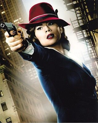 Hayley Atwell Agent Carter 'Peggy' 8x10 Photo Type B