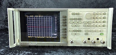 HP/Agilent/Keysight 8753C Network Analyzer, 30 kHz to 3 GHz