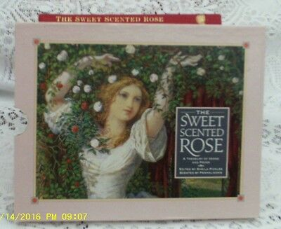 """Lovely Book Of  Verse And Prose """" The Sweet Scented Rose"""""""