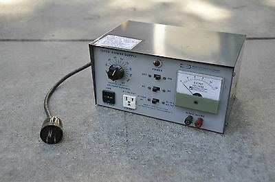 MaCalaster Scientific Company Power Supply Model 15700