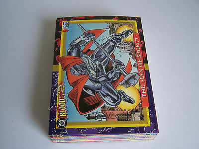 DC Bloodlines Trading Cards - 42 Cards Lot