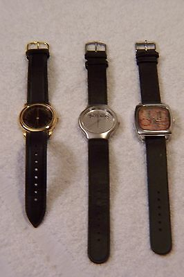 The Lord Of The Rings Set Of 3 Wrist Watches Mint Condition