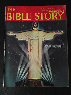 The Bible Story Magazine Issue Number 16 20 June 1964 Fleetway Publications