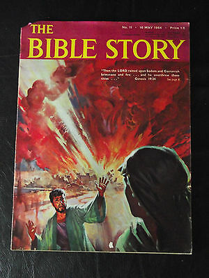 The Bible Story Magazine Issue Number 11 16 May 1964 Fleetway Publications