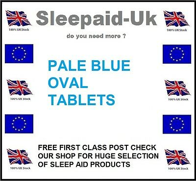 30 VERY STRONG  ANTI ANXIETY TABLETS SLEEPING PILLS SEDATIVE SLEEP AID 25mg