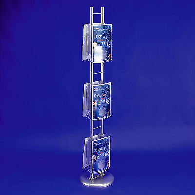 Leaflet Display Stand 8 x A5