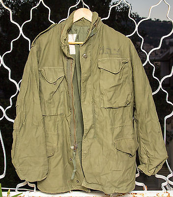 Israel IDF army M-65   Cold Weather FIELD COAT/JACKET