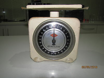 VINTAGE Krups Kitchen Scales - approx 1960