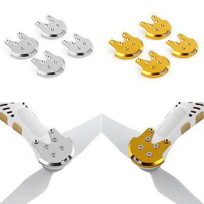 Aluminum Reinforcement Plates Motor Mount Base Crack Repair For DJI Phantom 3