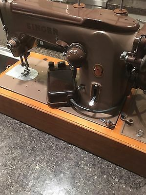 singer sewing machine 306k Pick Up From Keysbrough Working