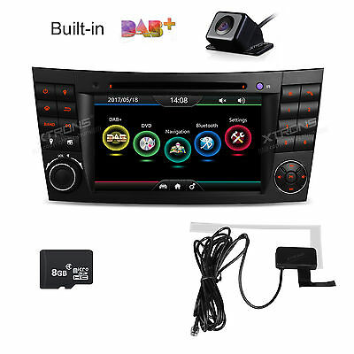 For Mercedes Benz E-W211 Android 5.1 Lollipop 4Core DVD GPS Car Stereo Radio OBD