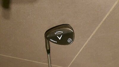 CALLAWAY 56 degree sand wedge forged bounce 14 LH