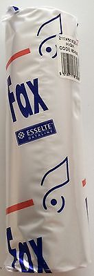 Fax Paper Thermal Rolls  210 X 50 X 25.4  Esselte Code 80408. Only 12 Rolls Left