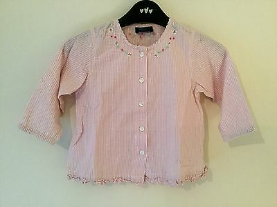 GEAT CONDITION! Early Learning Centre Clothes, Pink Checked Outfitt, Age 2-3
