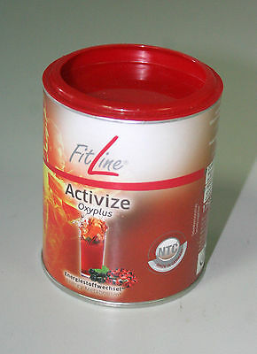 New - Fitline Activize Oxyplus Nurtitional Supports - 175g