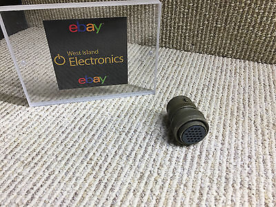 Itt Cannon 24-28 Connector~Military~Free Ship!