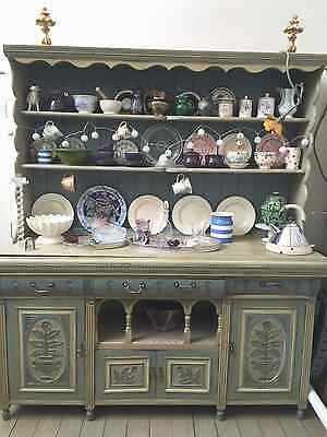 Antique Farmhouse Kitchen Dresser