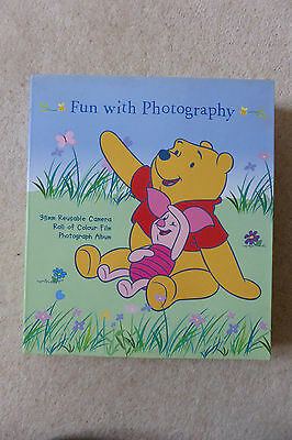 Winnie the Pooh: Fun with Photography