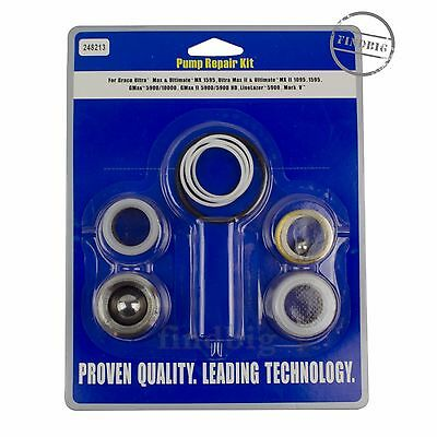 Aftermarket Pump Repair Packing Kit For Airless Paint Sprayer 1095 1595 5900