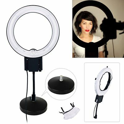 Studio Diva 40W Ring Light + Table Stand + Diffuser Makeup Selfie Photo Video
