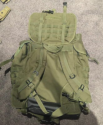 Military/hiking/outdoors pack