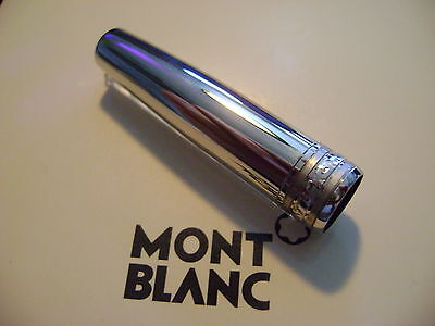 MontBlanc pen replacement parts Mont Blanc Upper Barrel  Stainless Steel