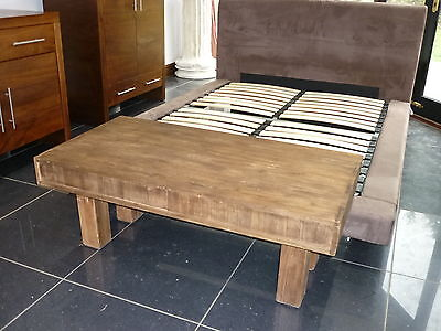 Cost £500 Contemporary Solid Wood Bedroom Bench From Dubai