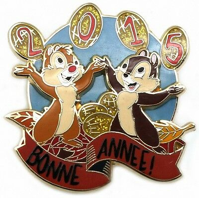 2015 Disney Chip and Dale Pin 09