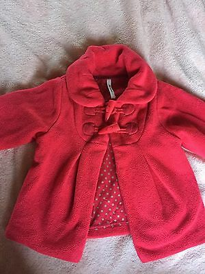 Red Girls Next Winter Coat Age 2-3