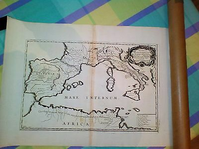 cartografia mapa antiguo