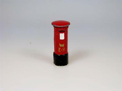 DINKY TOYS No 760 PILLAR BOX, POST BOX, Repainted